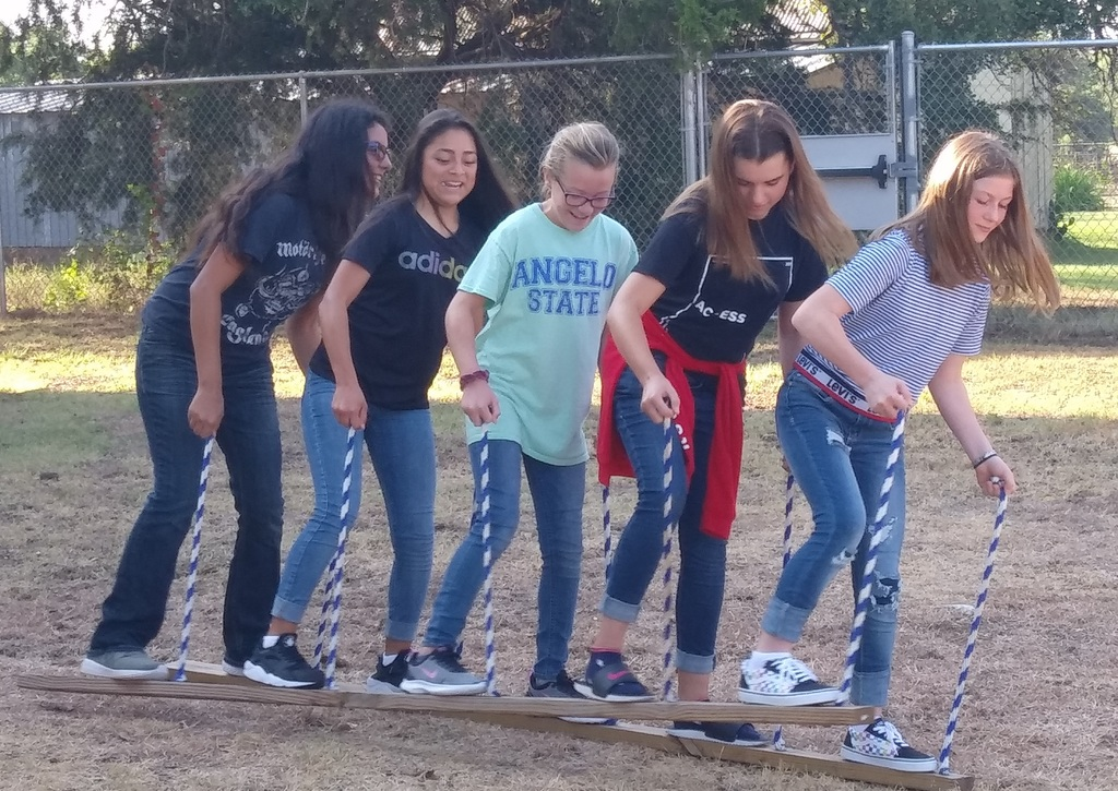 JH Team Building Activities